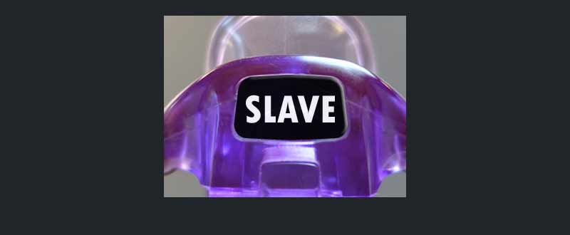 Male chastity device : Slave