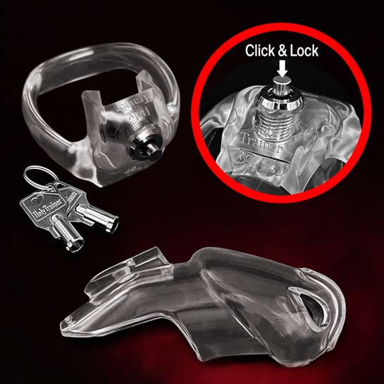 Male chastity device : Design & specifications